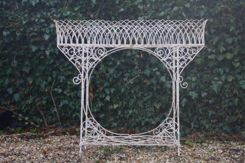 Victorian Wirework Planter