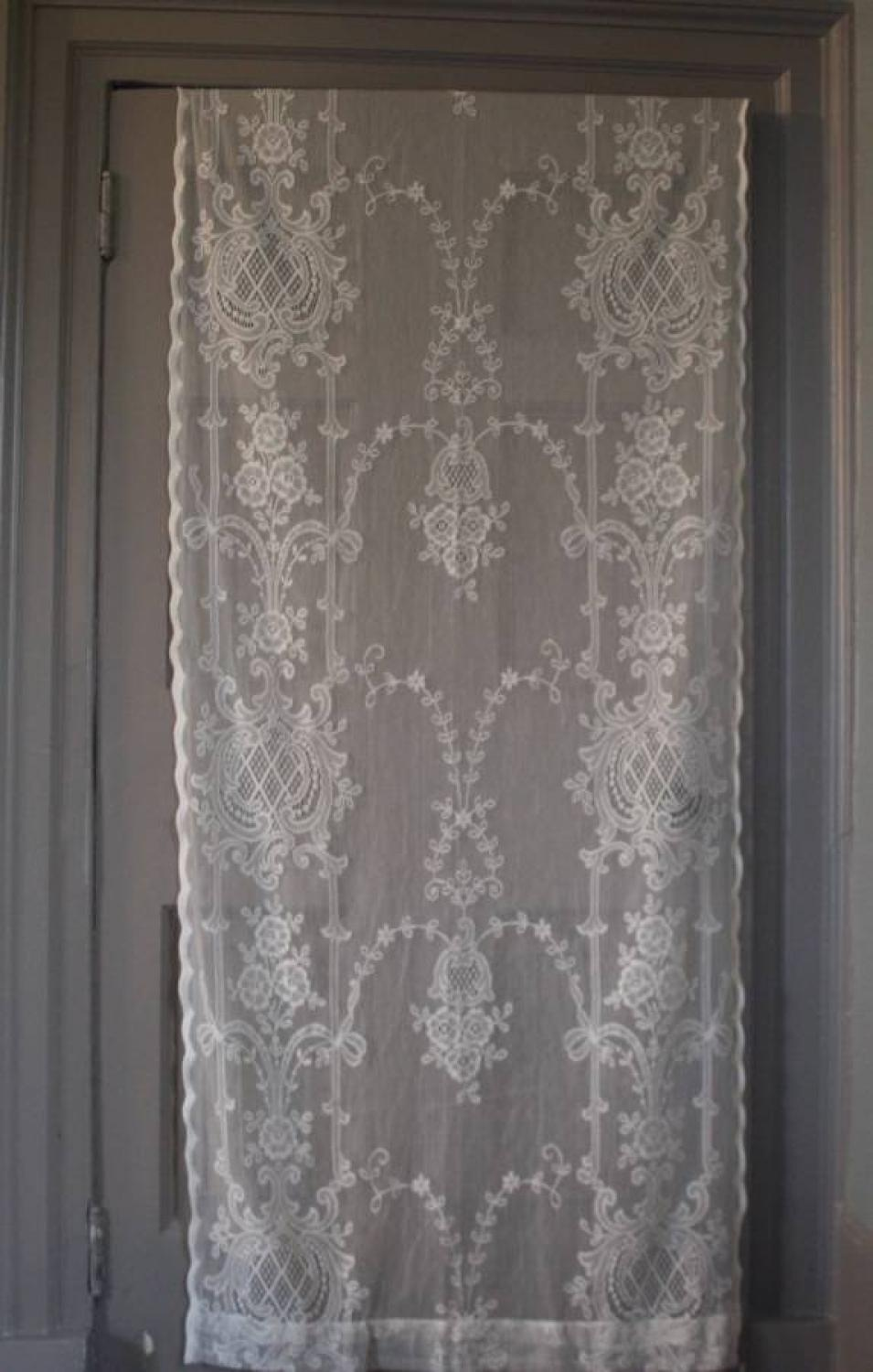 Lace panel