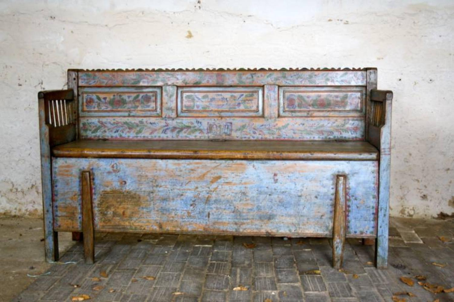Marriage Bench