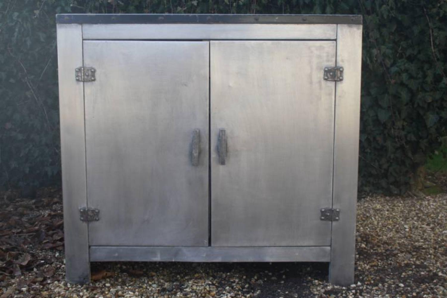 1950`s/60`s steel kitchen base