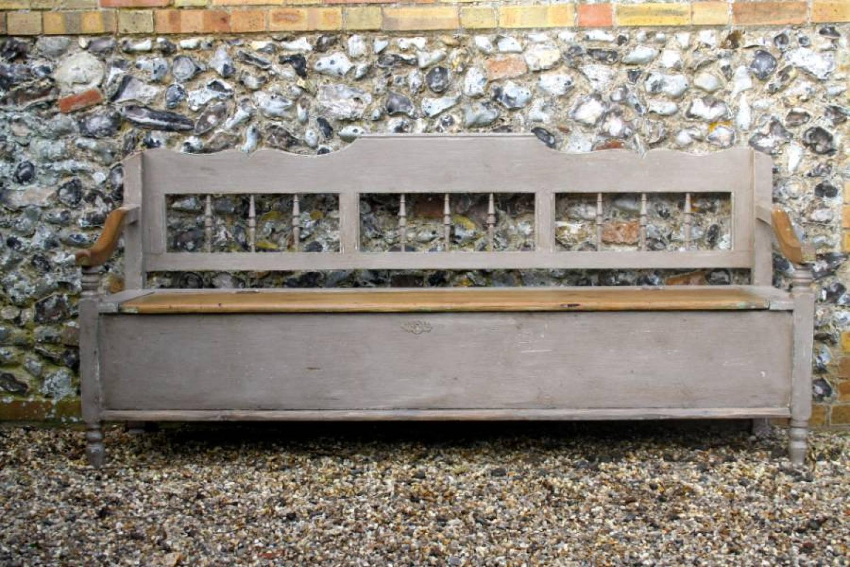 19th Century Bench