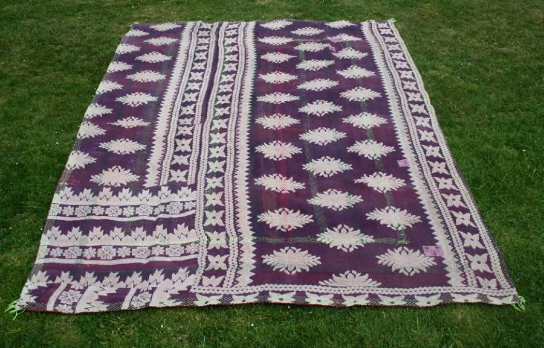 Indian throw/bedspread