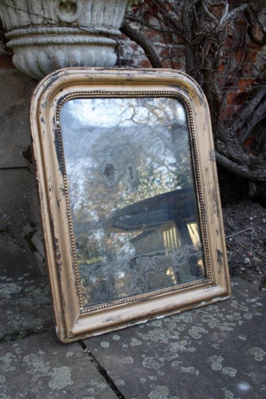 Gilt 19th Century Mirror