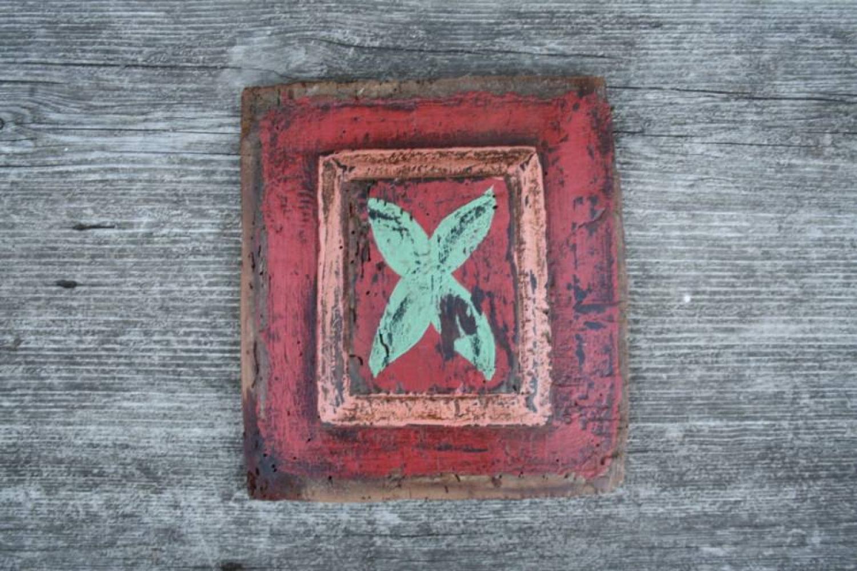 Decorative Oak Panel