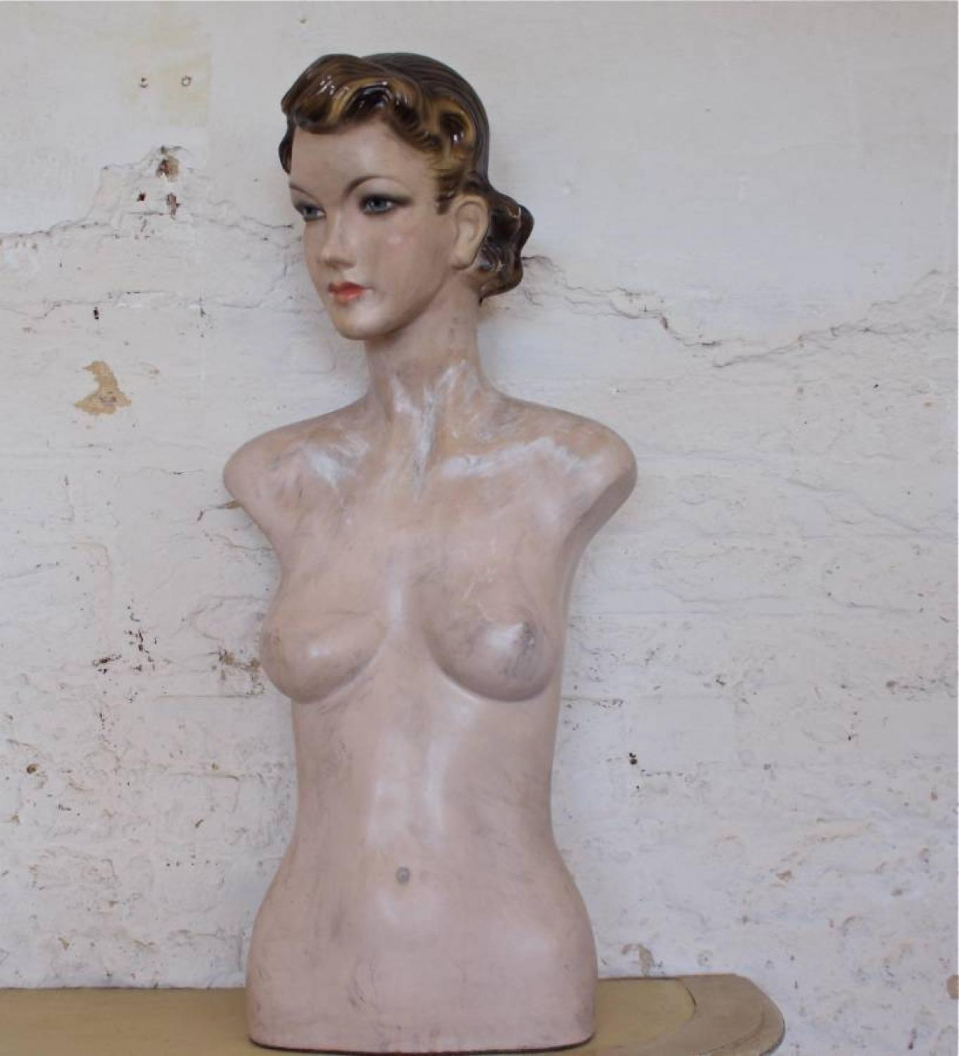 French Art Deco Mannequin