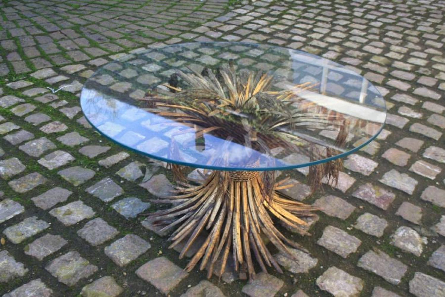Italian Wheatsheaf Table
