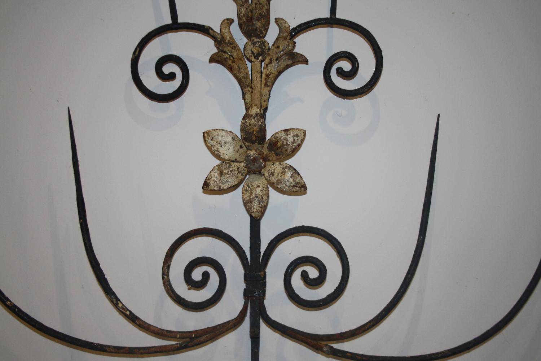 Ironwork garden decoration - Victorian