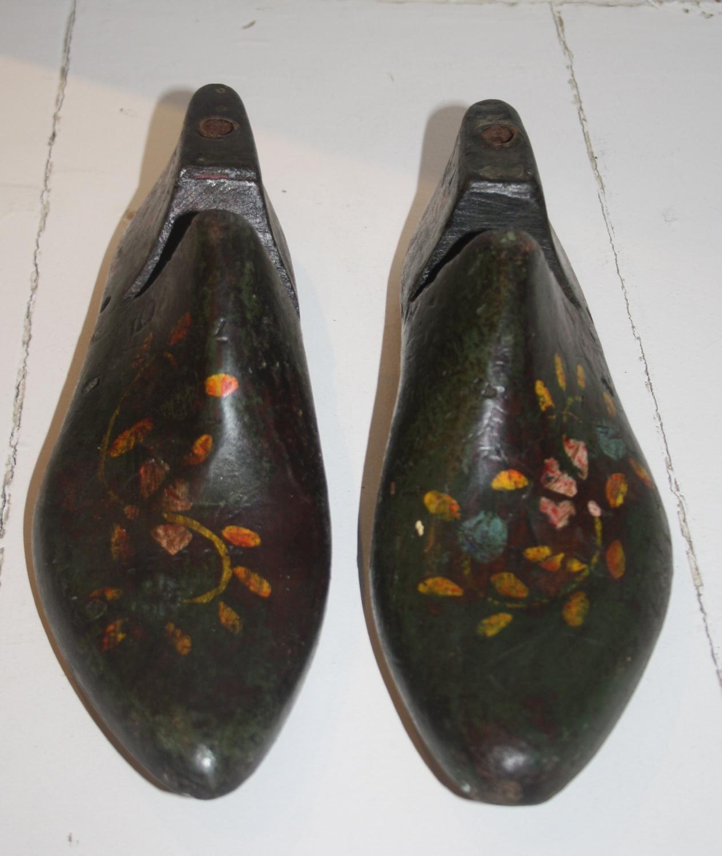 Pair of shoe trees