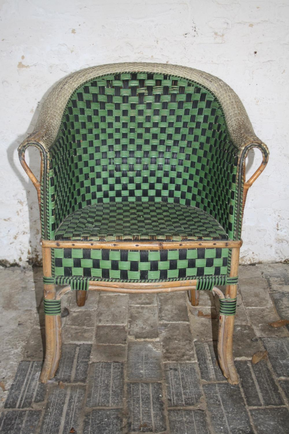 Vintage Conservatory Chair