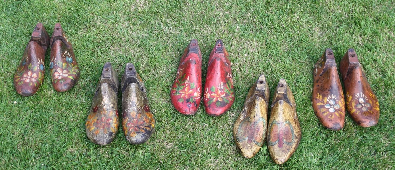 Vintage Shoe Trees