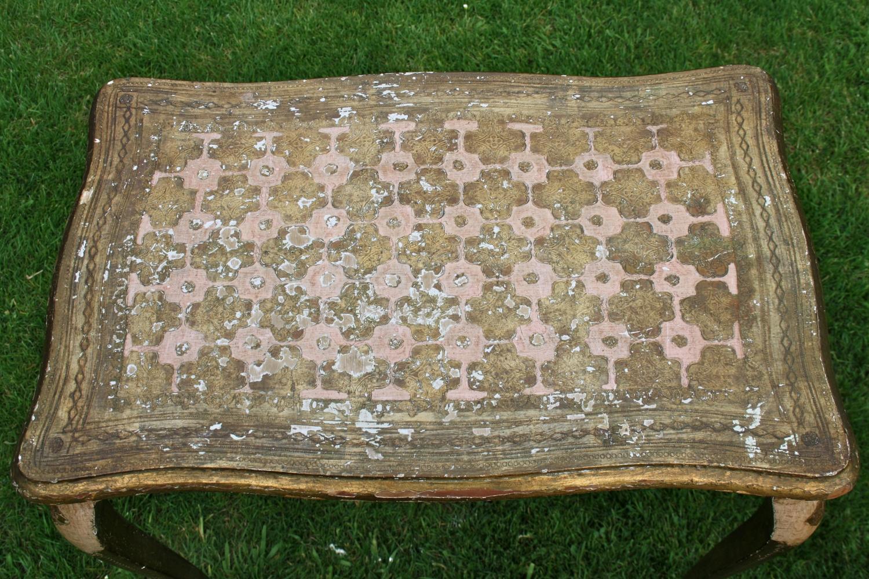 Nest of Three Italian Tables - 50's