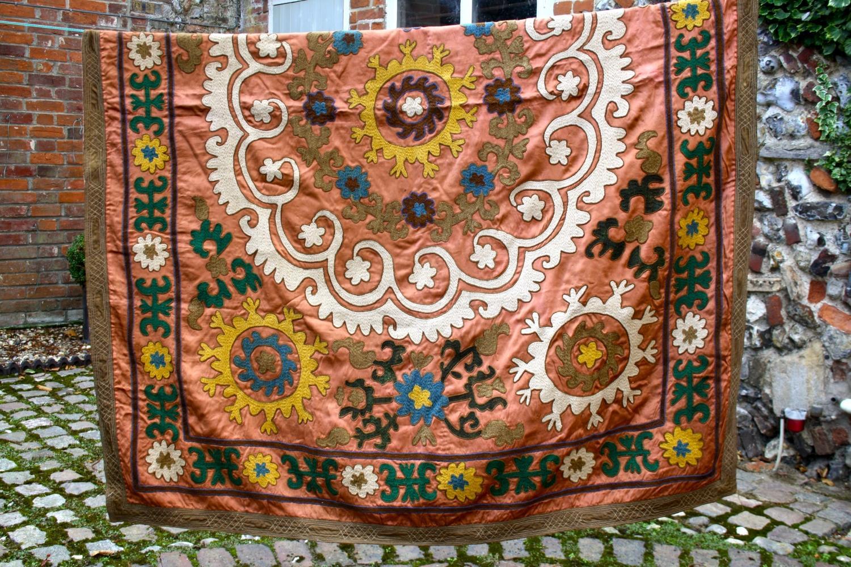 Turkish Suzani