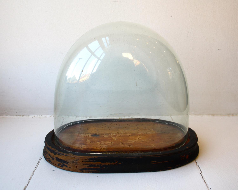 Victorian Glass Dome
