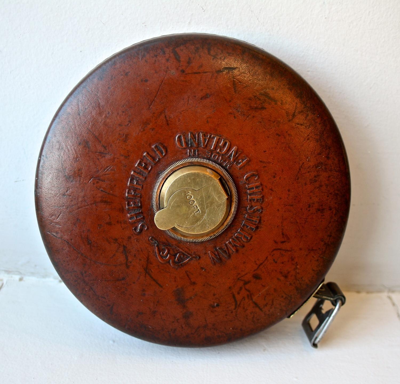 Leather Tape Measure