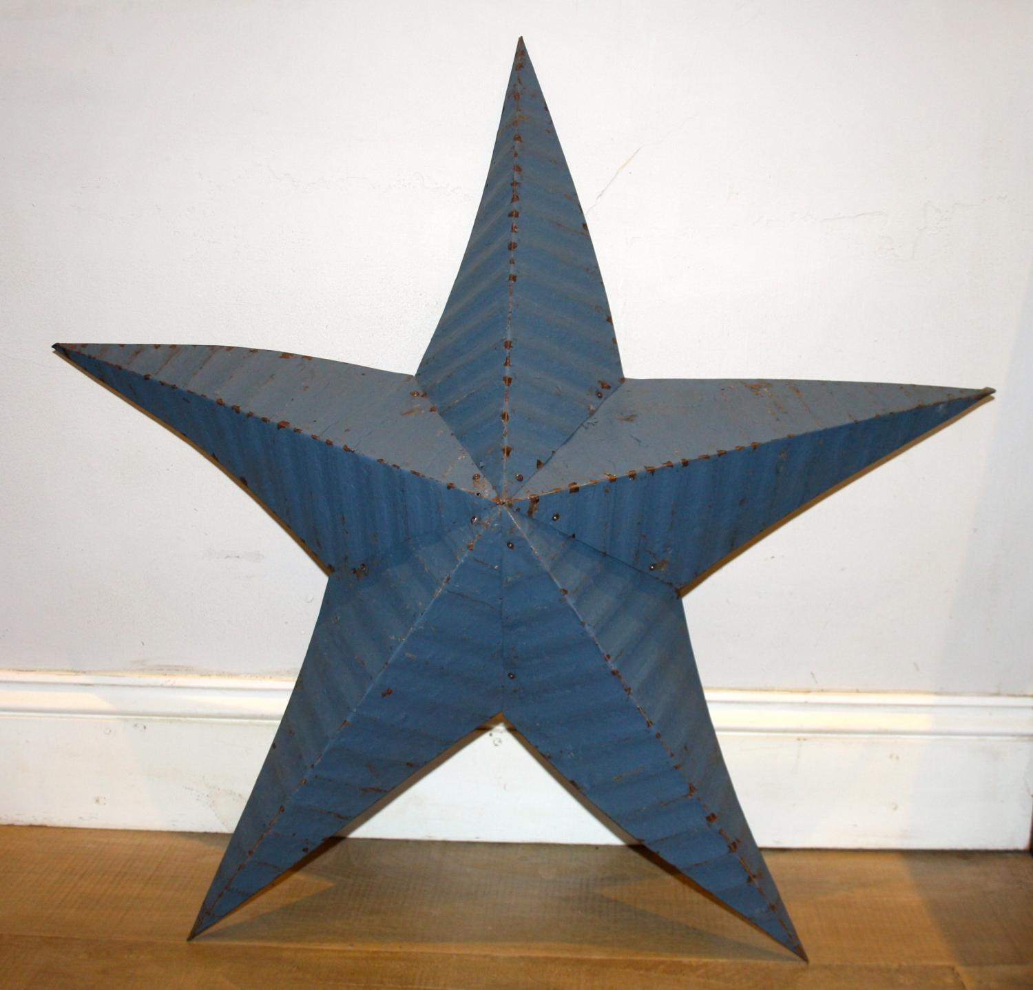 Large Blue Star