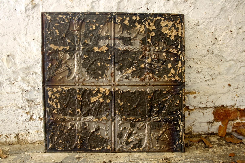 American Tin Panel