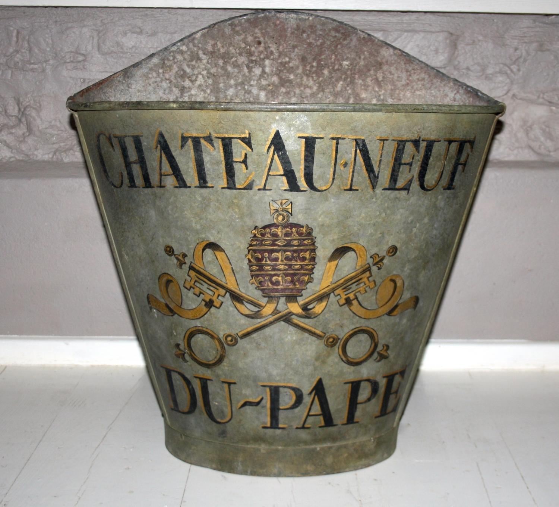Chateau Neuf du Pape..