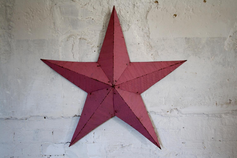 Pink Tin Star