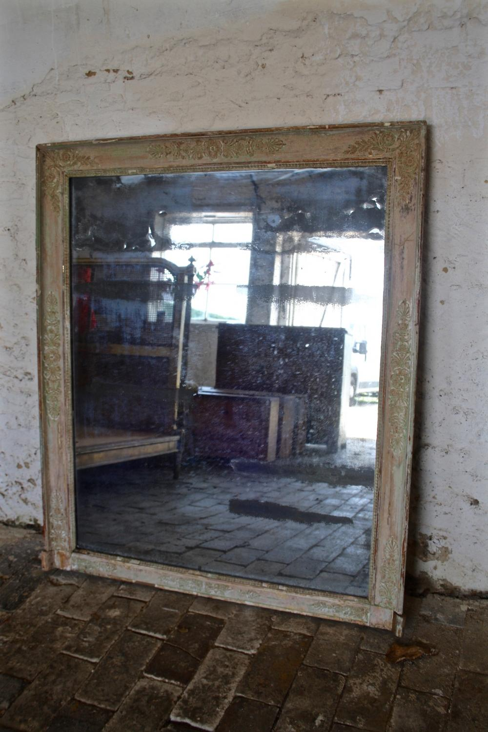 French mirror c1880