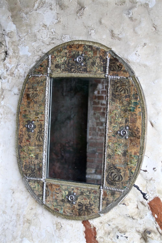 unusual oval mirror in mirrors antiques atlas unusual venetian mirror