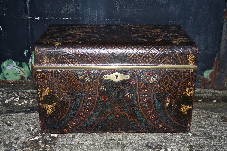 Leather - Cuir de Cordoue - Box