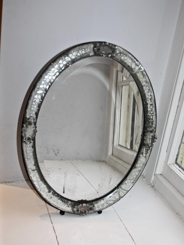 Venetian Dressing Table Mirror
