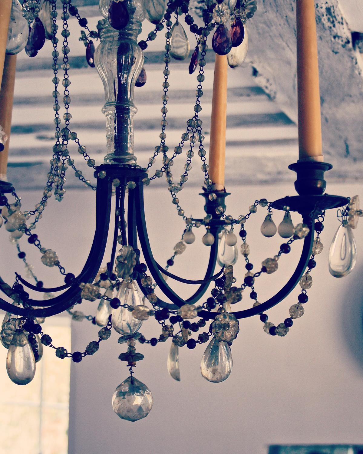 Beautiful French Chandelier