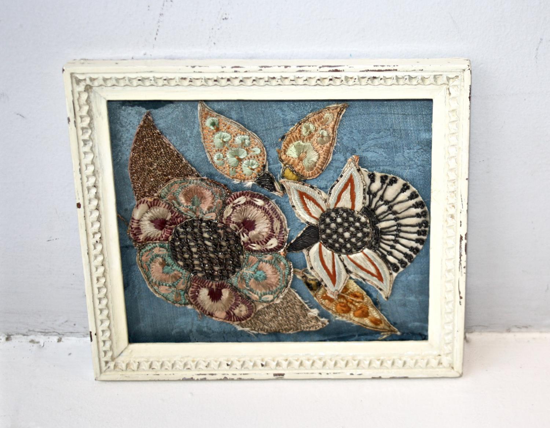 19th century Turkish embroidery
