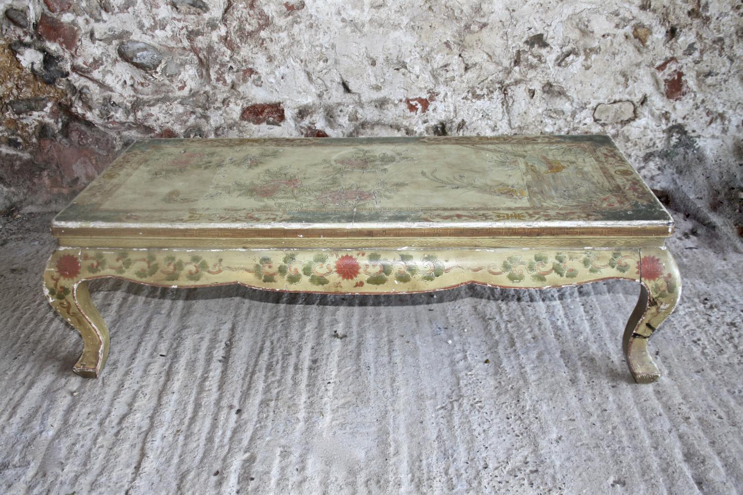 Early 20th Century Japanese coffee table