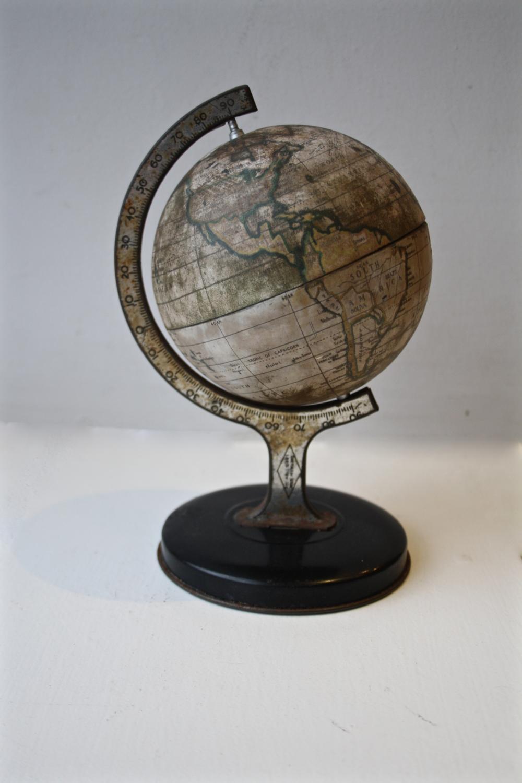1970's globe