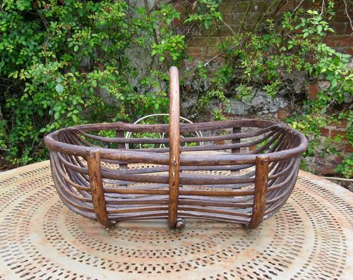 French melon basket/trug