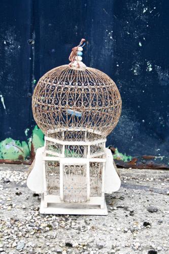 1950s Tunisian birdcage