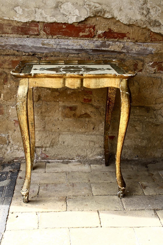1950s Florentine table