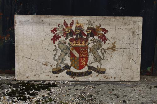 Coat of Arms of Duke of Norfolk