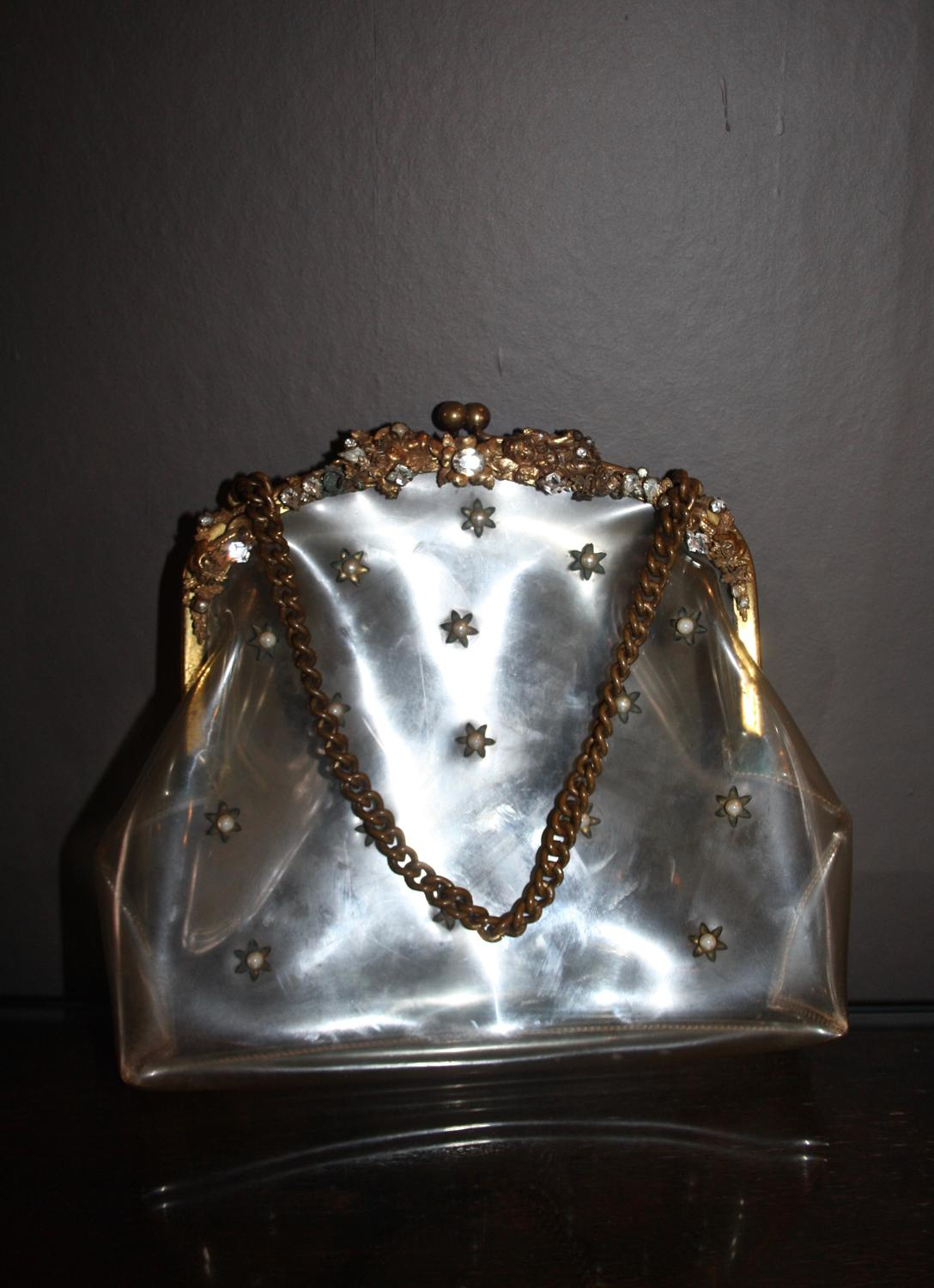 Beautiful 1940's handbag/purse