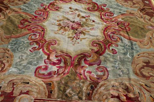 Aubusson carpet - 19th century