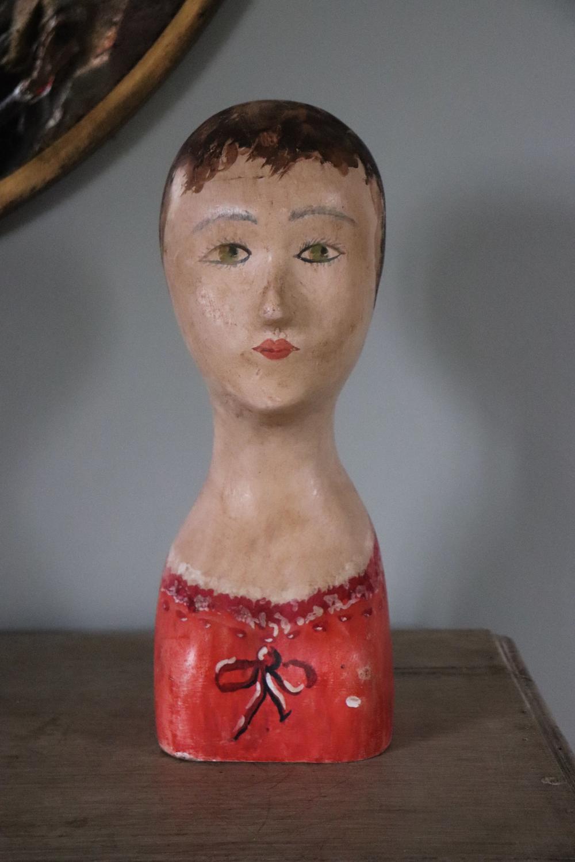 Marotte head