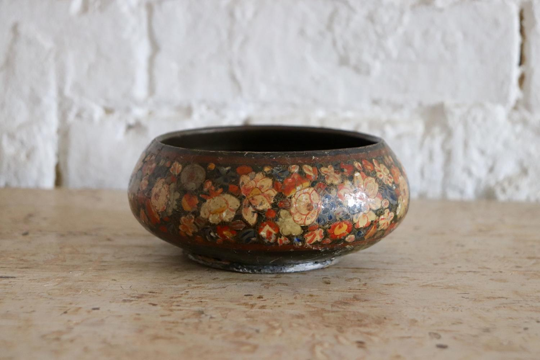 Mid century Kashmiri bowl
