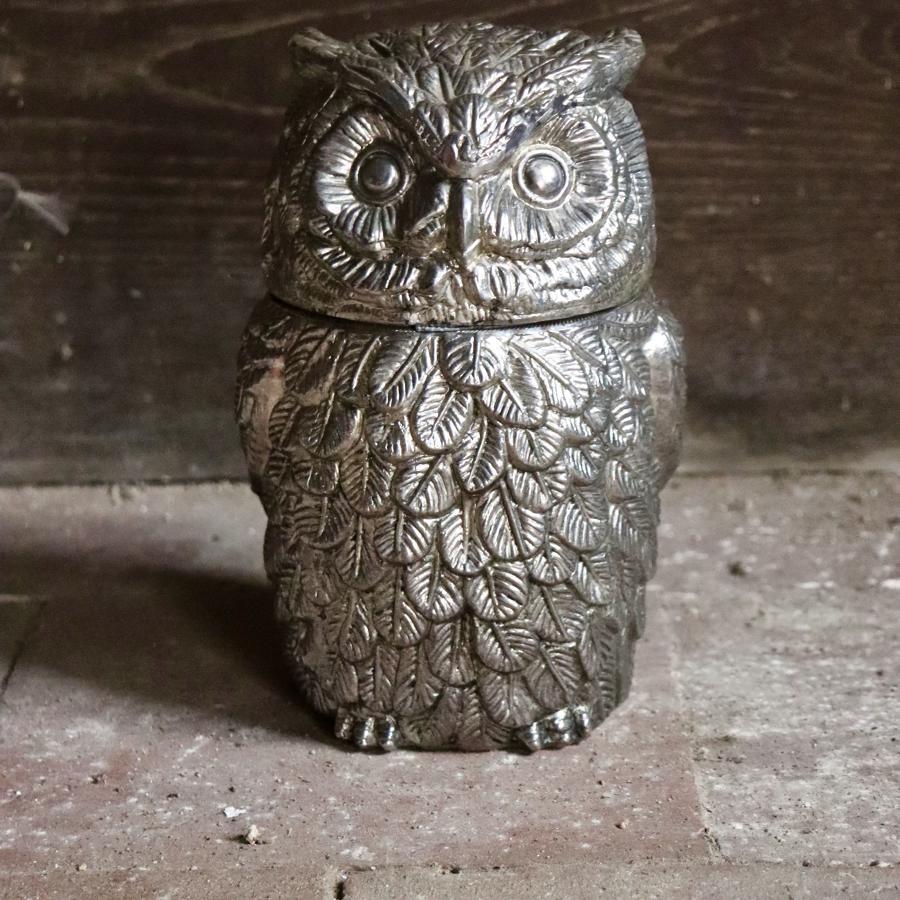 Mauro Manetti owl ice bucket