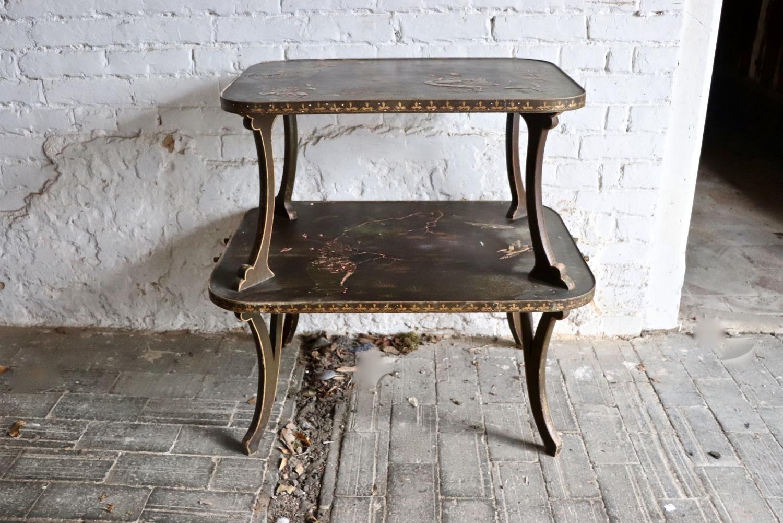Louis Majorelle French tea table - 1890s