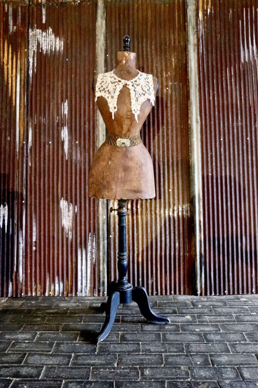 French wasp waist mannequin