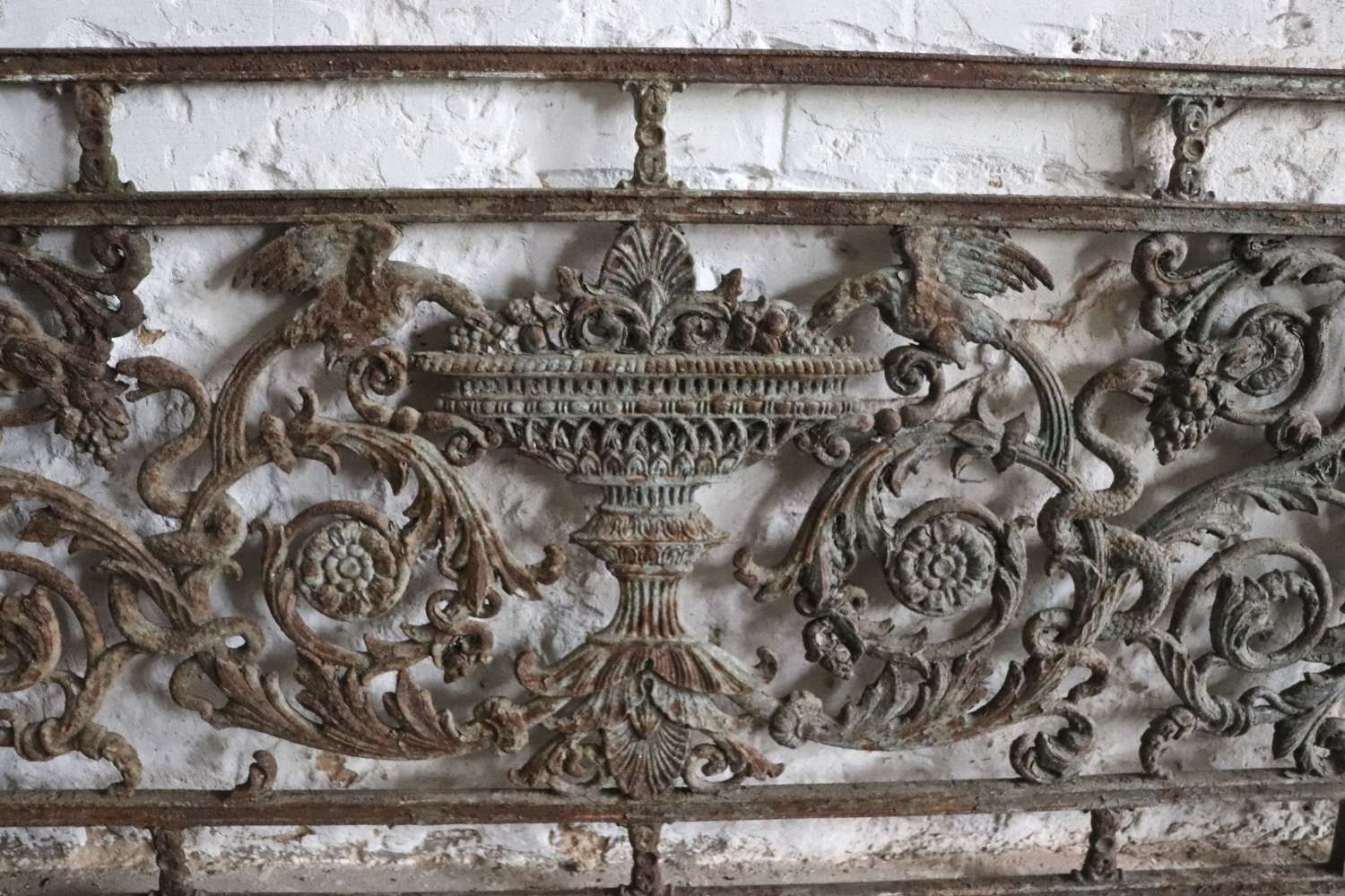 19th century French grill