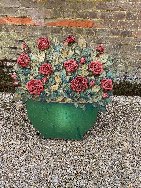 Mid century floral dummy board