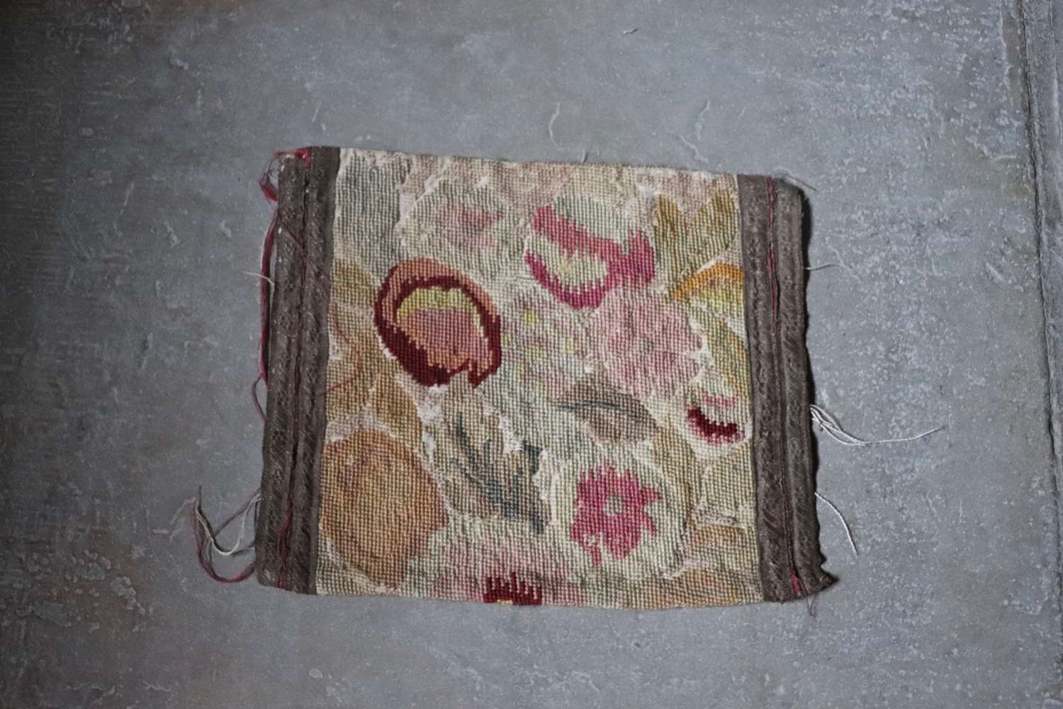 Early 19th century fabric fragment