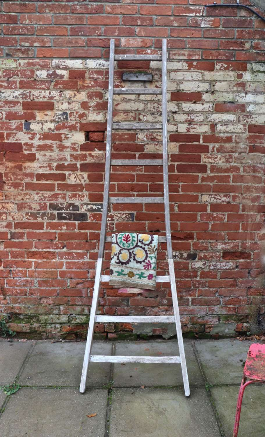 Early 20th century French orchard ladder