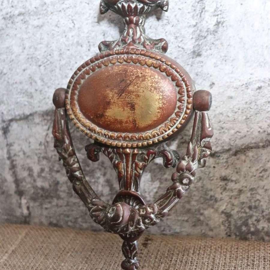 Georgian style neo classical door knocker