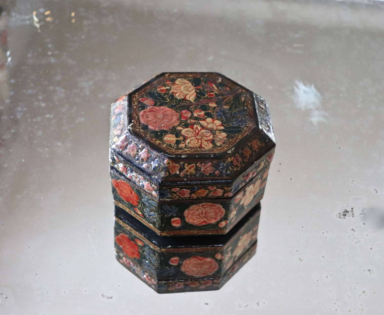 Mid century Kashmiri box