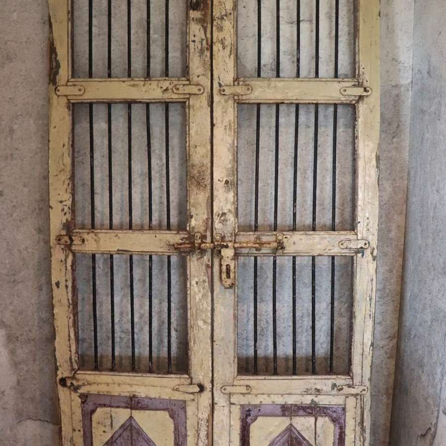 Pair of late 19th century Indian gates