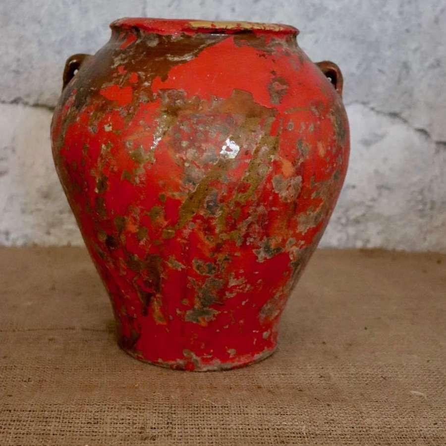 19th century confit pot