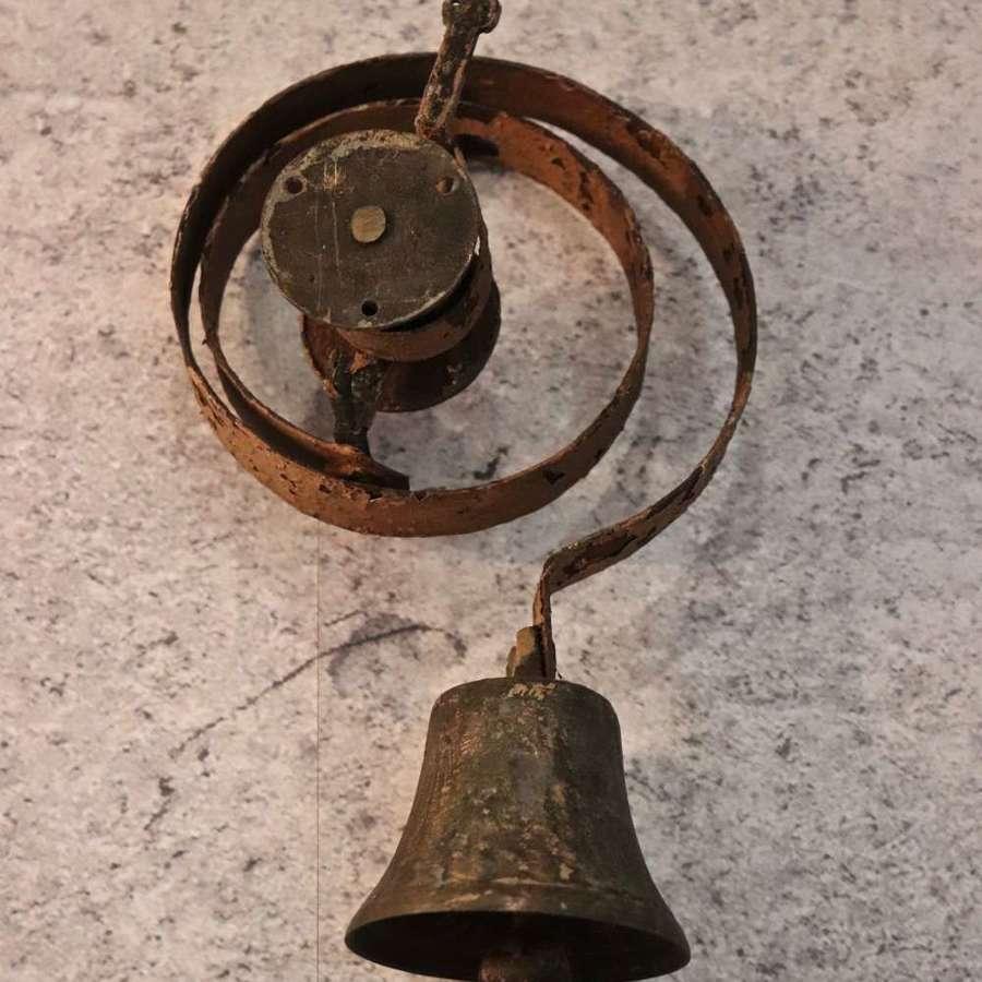 Victorian servants' bell